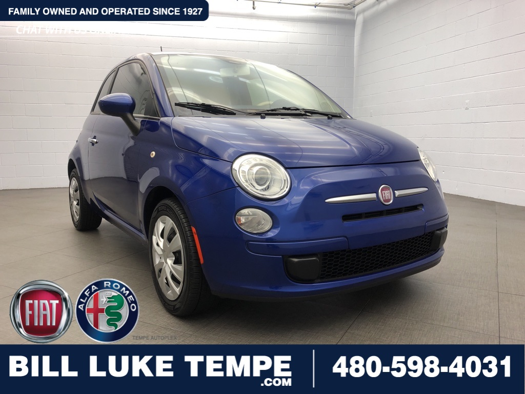 Pre-Owned 2012 FIAT 500 Pop